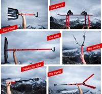 Bergaffe - Multi-Tool für Sportbegeisterte