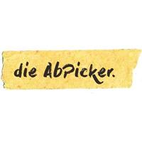 Die Abpicker - Ausmalen ja - Abkleben nein!