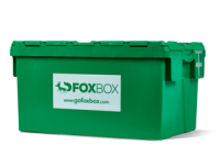 Umweltschonend umziehen mit GoFoxBox