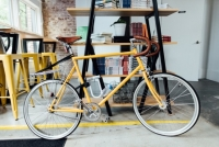 Kreatives Upcycling - Fahrradfilet