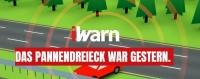 IWARN® - LED-Warnleuchte mit GPS und GSM