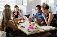 """Startschuss für das """"Highschool Startup Engagement Program"""""""