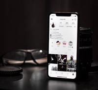 Instagram gilt als DAS Netzwerk für Start-ups