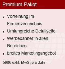 Firmeneintrag Premium