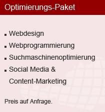 Optimierungs-Paket