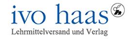 Logo: Ivo Haas Lehrmittelversand und Verlag